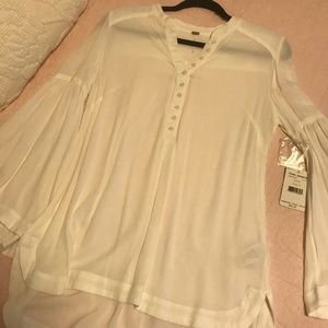Free People tunic/blouse NWT